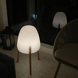 Vitaa Wireless LED Floor Lamp