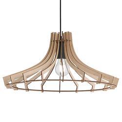 Wood R30254727/30 Pendant