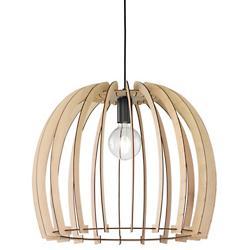 Wood Dome Pendant