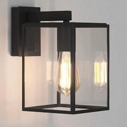 Box Outdoor Wall Sconce