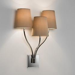 Limoges Triple Wall Sconce
