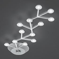 LED Net Linear Ceiling Light
