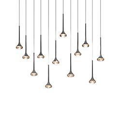 Fairy LED Multi-Light Linear Suspension