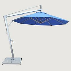 10' Round Santa Ana Side Wind Cantilever Umbrella