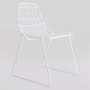 Lucy Stacking Chair By Bend Goods