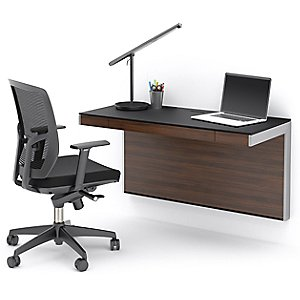 Sequel Wall-mounted Desk By Bdi