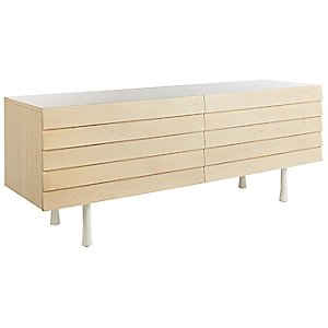 Lap 4 Drawer Dresser by Blu Dot