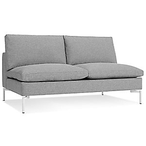 New Standard Armless Sofa by Blu Dot