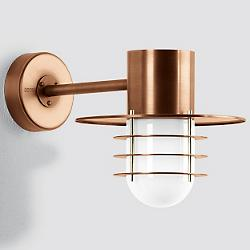 Boom LED Copper Directional Wall Light - 31171