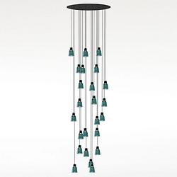 Drip Large Multi-Light Chandelier
