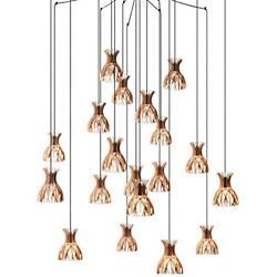 Domita Large Multi Light Pendant