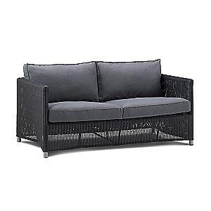 Diamond Weave Sofa by Cane-line