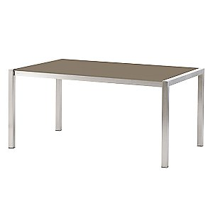 Share Stainless Steel Dining Table by Cane-line