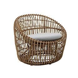 Nest Outdoor Round Lounge Chair