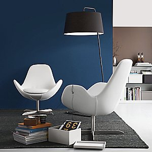 Electa Swivel Armchair by Calligaris