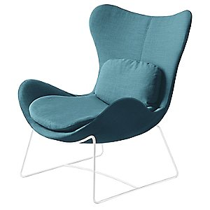 Lazy Metal Armchair by Calligaris