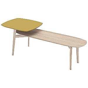 Match Double Coffee Table by Calligaris