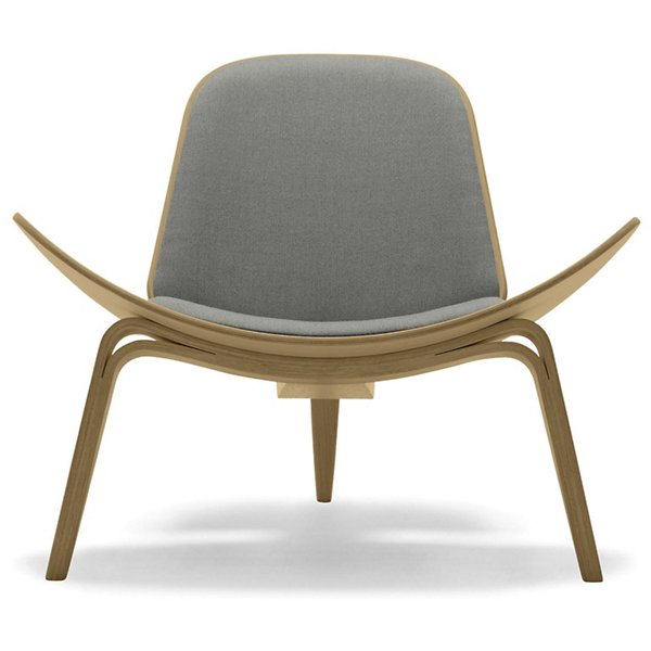 shell shaped chair