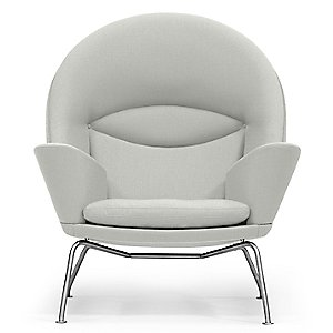 Ch468 Oculus Lounge Chair By Carl Hansen