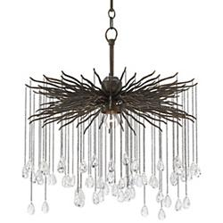 Marjiescope Chandelier By Currey And Company At Lumens Com