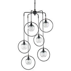 Moorsgate Multi Light Pendant