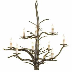 Treetop Chandelier (9 Lights) - OPEN BOX RETURN