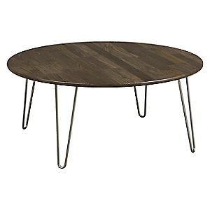 Essentials Round Coffee Table by Copeland Furniture