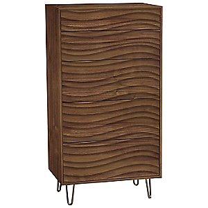 Wave 5 Drawer Dresser by Copeland Furniture