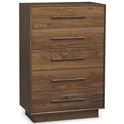 Moduluxe 5 Drawer Dresser - Wide