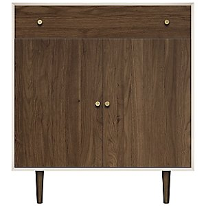 MiMo 1 Drawer over 2 Door Dresser by Copeland Furniture
