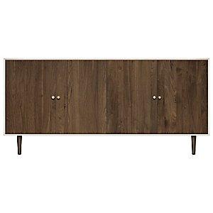 MiMo 4 Door Dresser by Copeland Furniture