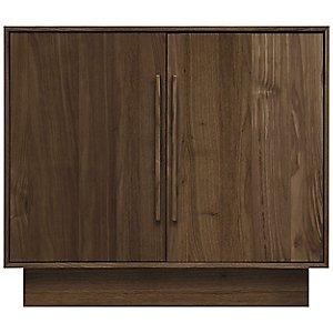 Moduluxe 29-Inch 2 Door Sideboard by Copeland Furniture