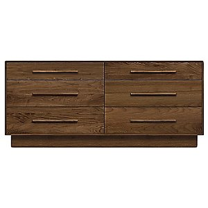 Moduluxe 29-Inch 6 Drawer Dresser by Copeland Furniture