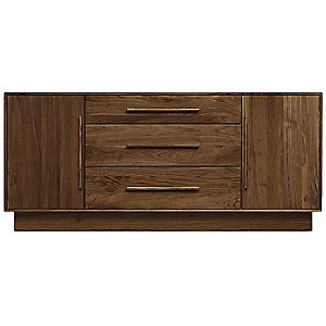 Moduluxe 29-Inch 3 Center Drawer/2 Door Dresser by Copeland Furniture