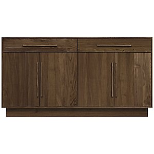 Moduluxe 35-Inch 2 Drawer/4 Door Dresser by Copeland Furniture