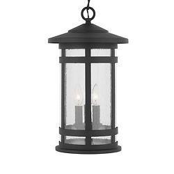 Mission Hills Outdoor Pendant