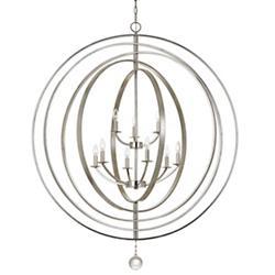 Luna 9-Light Chandelier