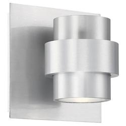 Barrel LED Indoor & Outdoor Wall Light
