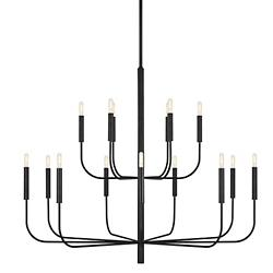 Brianna Two Tier Chandelier