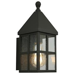 Creston Creek Downlight Outdoor Wall Sconce