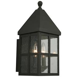 Creston Creek Outdoor Wall Sconce