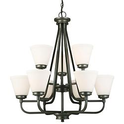 Mayview 2-Tier Chandelier