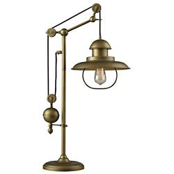 Farmhouse D2252 Table Lamp