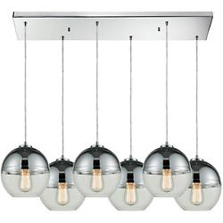 Revelo 6 Light Pendant