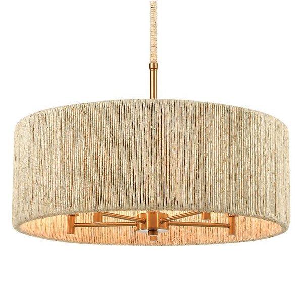 Abaca Pendant By Elk Lighting 324138