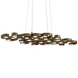 Pallazo LED Linear Suspension