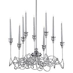 Candela 9-Light Chandelier
