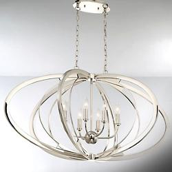 Amherst Oval Chandelier