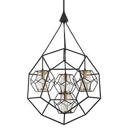 Calix Pendant by Uttermost at Lumens com
