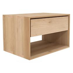 Nordic II Bedside Table - 1 Drawer